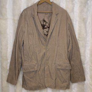 Mossimo Men's Corduroy Coat Jacket